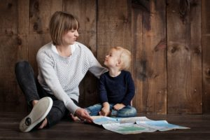 talking to child about adoption