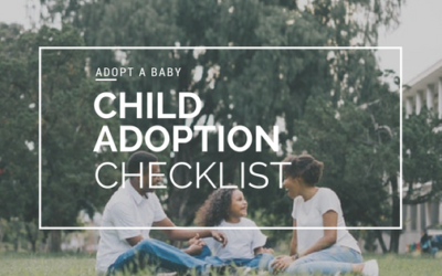Adopt a Baby: Child Adoption Checklist